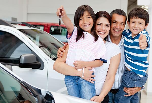 Auto Dealer First Car Buying Experience